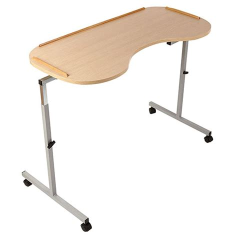 Chair Standard Height Adjustable Over Chair Table Chair Tables Complete Care