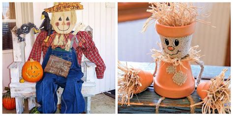 scarecrow crafts     scarecrow