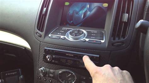 active cabin noise suppression 2010 volkswagen tiguan navigation system service manual 2003 infiniti g radio clock removal spyder auto installation 2003 2007