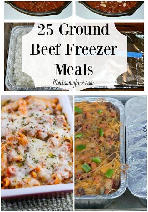 17 best ideas about beef freezer meals on pinterest crock pot dump meals frozen meals and