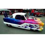 Nash Metropolitan With Ridiculous Engine In It  YouTube