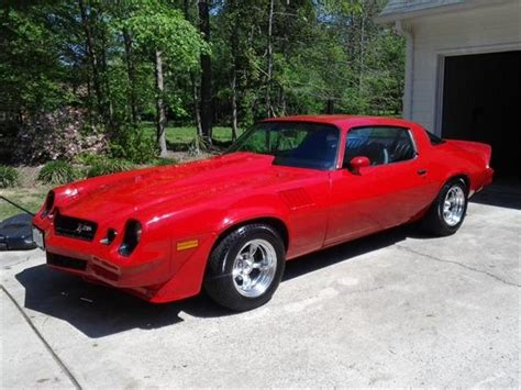 1979 chevrolet camaro for sale on classiccars com 35 available