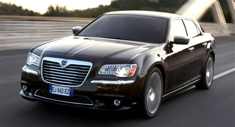New Lancia Thema Sedan Available in Europe [Gallery with