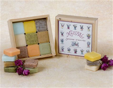 Handmade Soap Los Angeles - assorted soap gift box of soaps assorted mistral soaps