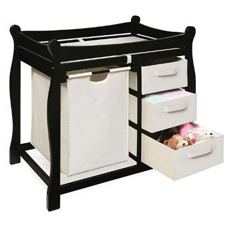 Storage Baskets For Changing Table 1000 Ideas About Black Nursery Furniture On Pinterest Baby Furniture Baby Room Furniture And