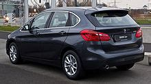 Aufkleber Upload Gt Sport by Bmw 2er Active Tourer
