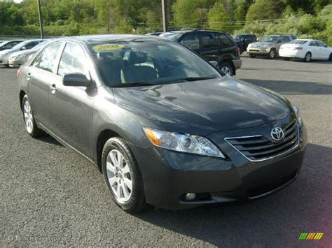 2008 Toyota Camry Xle 2008 Toyota Camry Xle V6 Mpg