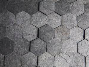 Habitat Home Decor recycled slate ish tiles offer a beautiful alternative to