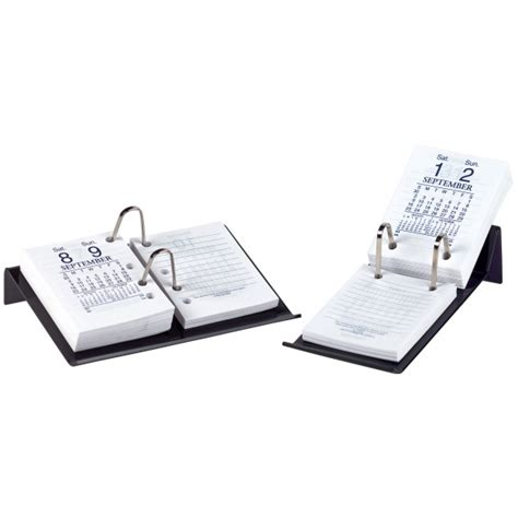Desk Calendar With Stand Desk Calendar Stand Acrylic Top Punched