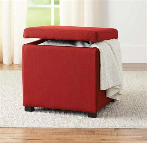 better homes and gardens ottoman better homes and gardens hinged ottoman gardens home
