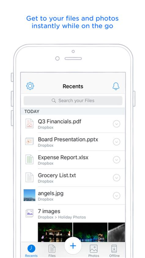 dropbox nz dropbox on the app store