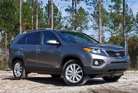 2011 Kia Sorento Reliability Ratings 2011 Kia Sorento Click Above For High Res Image Gallery