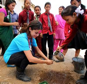Selena gomez visits nepal as she focuses on spiritual growth daily