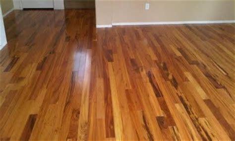 Brazilian Koa Hardwood Flooring   Home Remodeling