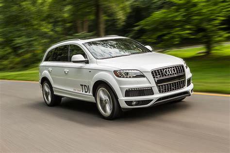 audi q7 diesel vs gas 2014 audi q7 reviews specs and prices cars