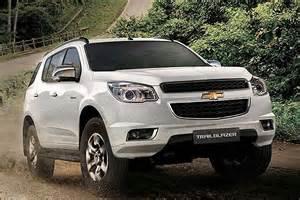 Chevrolet Suv Trailblazer Chevrolet Trailblazer Suv Launched In India At A Price Of