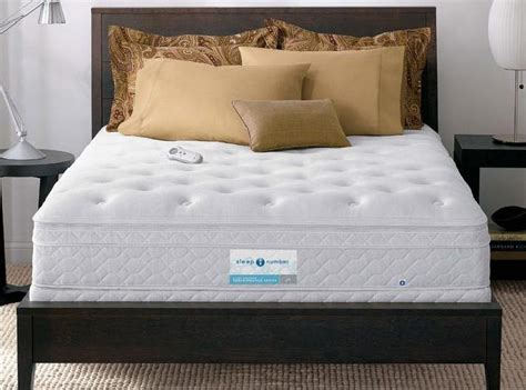 Mattress Picture Sleep Number Performance P6 Bed