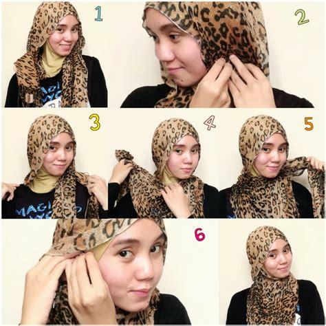 video tutorial hijab modern untuk wajah bulat 50 cara memakai kerudung untuk wajah bulat update 2017 2018
