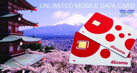 Sim Card Jepang Softbank 7 Days kenikura 7 days docomo japan mobile data card