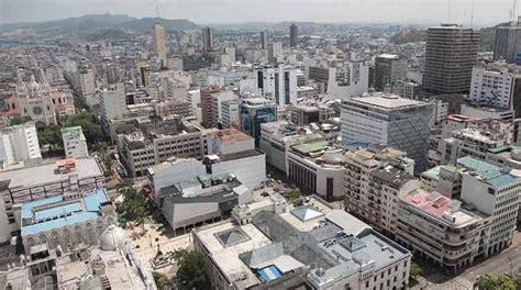 imagenes de parroquias urbanas y rurales guayaquil crece de manera horizontal el comercio