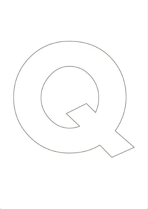 Dessin 998 Coloriage Lettre Q 224 Imprimer Oh Kids Net Colorier Un Dessin L