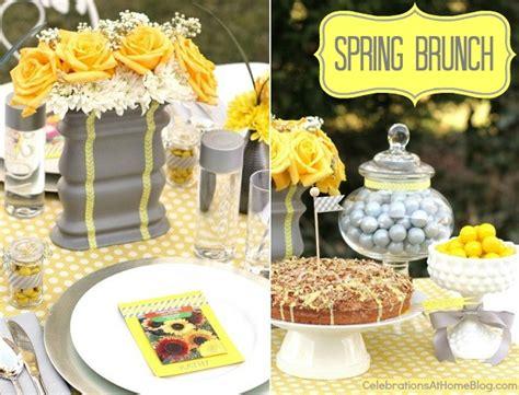 spring brunch ideas recipe celebrations at home