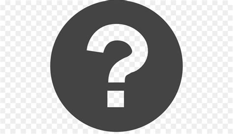 grayscale scalable vector graphics icon question mark