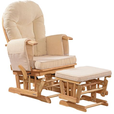 Baby Rocker Recliner by Nursing Glider Gliding Maternity Pregnancy Rocking Rocker