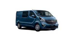Vauxhall Vivaro Deals Explore The New Vauxhall Range