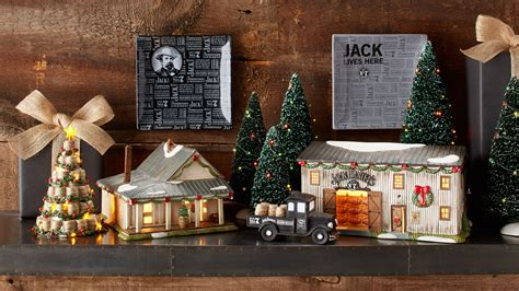 jack daniels village by department 56