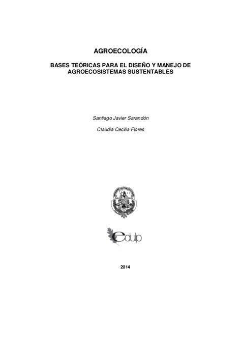 Manual de agroecologia (sarandon et al.)