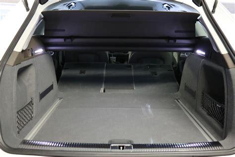 Kofferraumvolumen Audi A4 Avant by Der Audi A4 Avant Ist K 252 Rzer Als Die Audi A4 Limousine