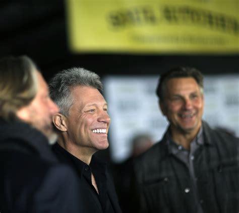 Jon Bon Jovi Lends A To Charity by Bon Jovi Charity To Open Social Services Center Portland