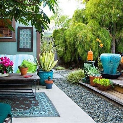 affordable backyard makeovers 20 bright spring terrace and patio d 233 cor ideas digsdigs