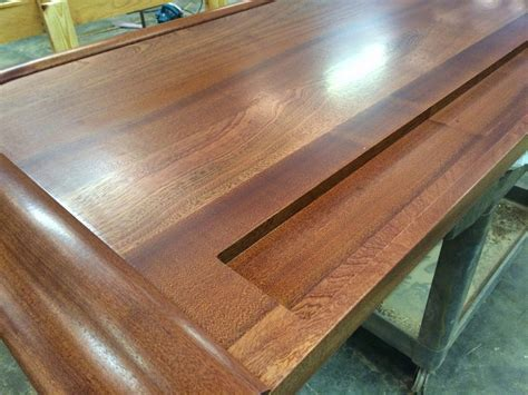bar top rail plank construction style j aaron