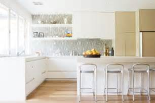 wallpaper backsplash kitchen cococozy design idea back it up in the kitchen