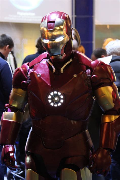 iron man metal cosplay cosplay justice iron