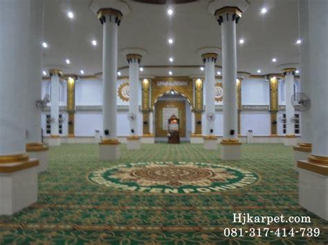 Karpet Masjid Di Ponorogo karpet masjid di cirebon hjkrpet karpet masjid