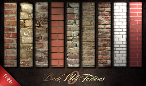 Different Textures For Walls Brick Wall Textures By Piximi On Deviantart