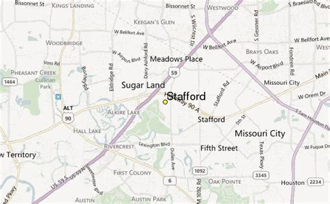stafford texas map stafford weather station record historical weather for stafford texas
