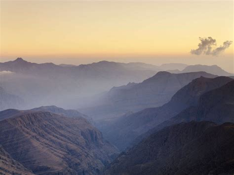 hatta hiking project opens   trail   hajar mountains