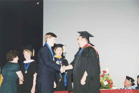 Fresno State Mba Graduation by Initiation 2000