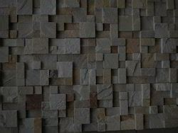 brown stone tile indian home front design with glass decorative wall tiles in jaipur designer wall tile
