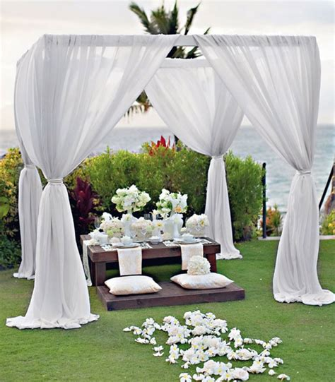Garden Wedding Ideas Decorations 28 Outdoor Wedding Decoration Ideas Wedding Decorations Outdoor Wedding Decorations And