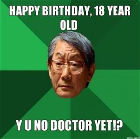 18th Birthday Meme - 18th birthday jokes kappit