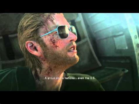 this is why metal is metal gear solid v the phantom just to suffer
