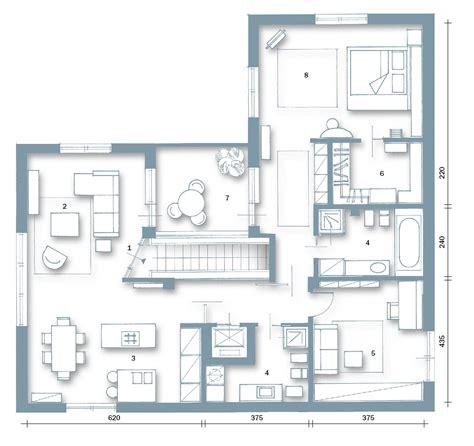 casa cameri volumi bianchi in mansarda per avere pi 249 luce cose di casa