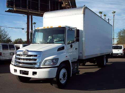 truck in az hino trucks in az for sale used trucks on