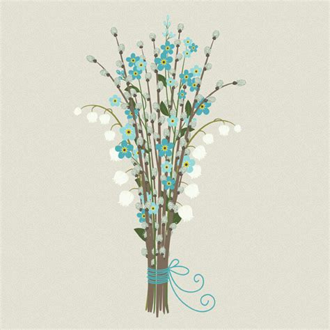 tutorial illustrator flower how to create a bouquet of spring flowers in adobe illustrator