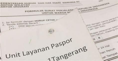 pengalaman membuat paspor online pengalaman membuat paspor baru di kantor imigrasi bsd